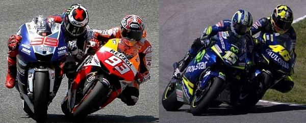 Lorenzo-vs-Marquez-dan-Rossi-vs-Gibernau