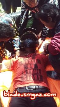 Training P3K pada korban laka lantas